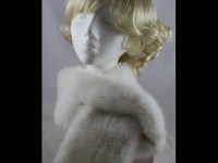 Whiteley Alaska Faux Fur Stole